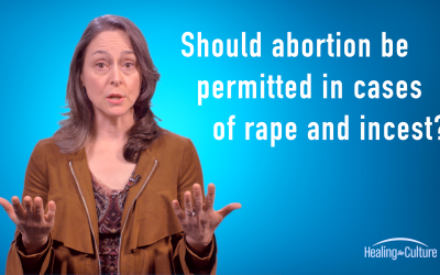 Should Abortion be Permitted in Cases of Rape and Incest?