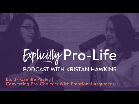 Converting Pro-Choicers With Emotional Arguments | Explicitly Pro-Life | Ep 37